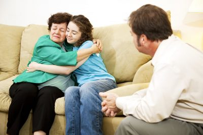 parent of an addict
