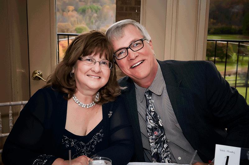 Sharon and Ken