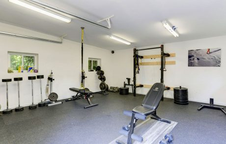 MARC fitness center