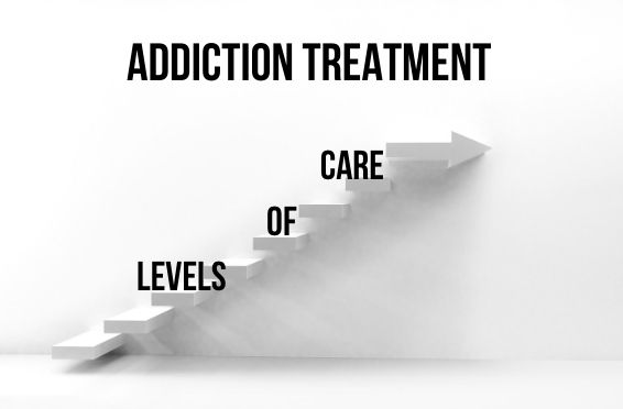 Addiction Treatment Levels of Care