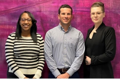 admissions team at maryland addiction recovery center