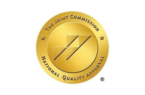 3 Year Accreditation from The Joint Commission seal