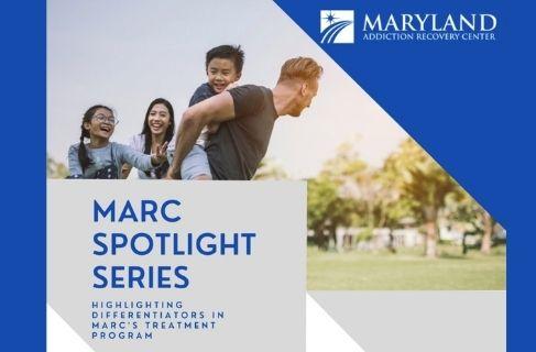 MARC spotlight series banner